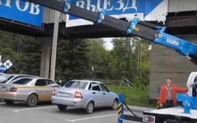 Автовышка корейская, аренда круглосуточно - Камызяк