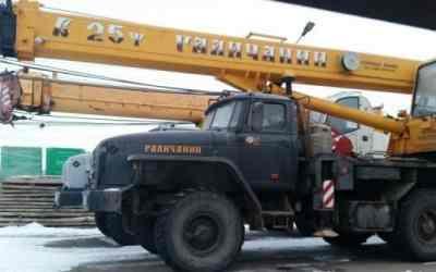 Аренда автокрана от 7 до 50 тонн. - Астрахань
