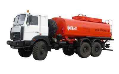 Перевозка ГСМ бензовозом  МАЗ 6422 - Астрахань