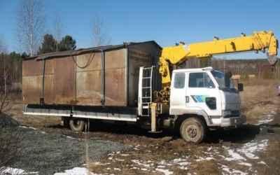 Возим металлические гаражи, бытовки, строительные вагончики - Астрахань, цены, предложения специалистов