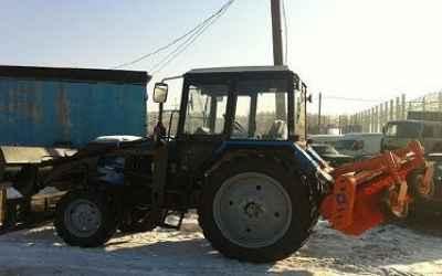 Трактор МТЗ-82 заказать или взять в аренду, цены, предложения компаний
