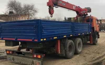 Кран манипулятор 7 тонн - Астрахань
