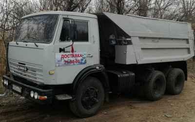 Доставка сыпучих грузов - Астрахань