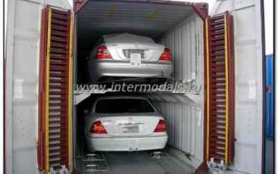 Перевозка автомобилей в контейнерах по ЖД - Астрахань, цены, предложения специалистов