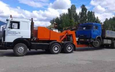 Буксировка техники и транспорта. Услуги грузового эвакуатора - Астрахань, цены, предложения специалистов