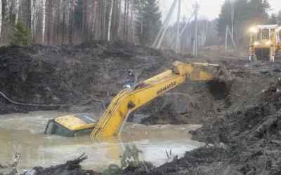 Сложная эвакуация застрявшей спецтехники - Астрахань, цены, предложения специалистов