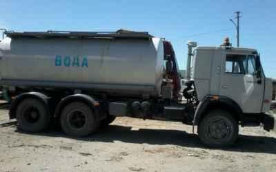 Доставка питьевой воды цистерной 10 м3 - Астрахань, цены, предложения специалистов