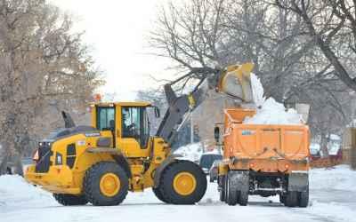 Уборка и вывоз снега - Астрахань, цены, предложения специалистов
