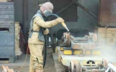 Пескоструйная обработка - Астрахань, цены, предложения специалистов