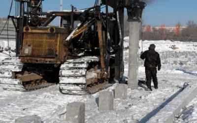 Забивка бетонных свай - Астрахань, цены, предложения специалистов