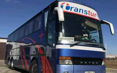 Заказ Автобусов - Астрахань