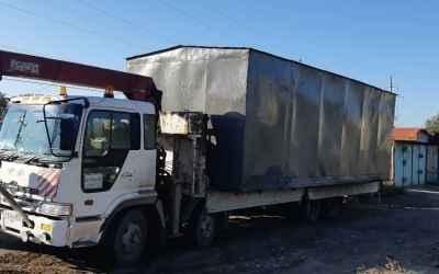 Перевозка гаражей вагонов - Астрахань, цены, предложения специалистов