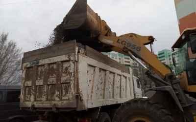 Грузовые перевозки: щебень, песок, грунт - Астрахань, цены, предложения специалистов