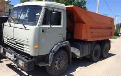 Доставка камаз 15т песок земля,грунт щебень - Астрахань, цены, предложения специалистов