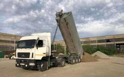 Перевозка инертных материалов два тонара/4-х осник - Астрахань, цены, предложения специалистов