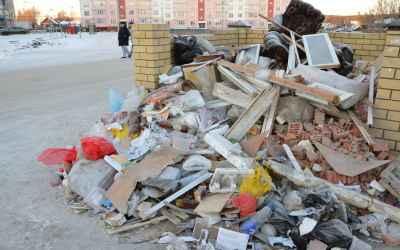 Вывоз мусора любой сложности камазы самосвалы - Астрахань, цены, предложения специалистов