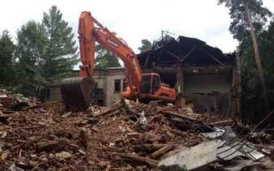 Демонтажные работы - Астрахань