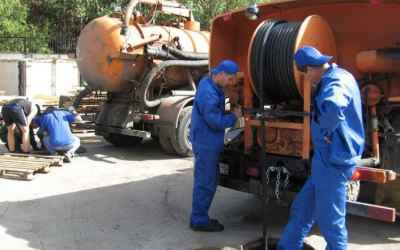 Чистка канализации - Астрахань