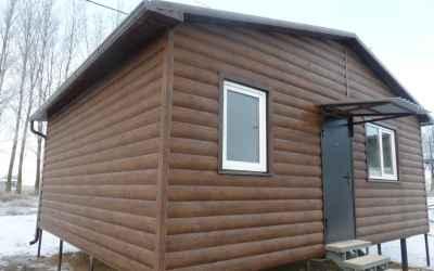Дом 7.2x6 из метал. каркаса - Астрахань, цены, предложения специалистов