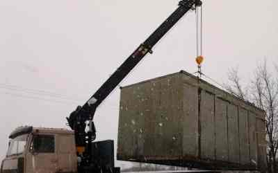 Перевозка гаражей и негабаритных грузов - Астрахань, цены, предложения специалистов