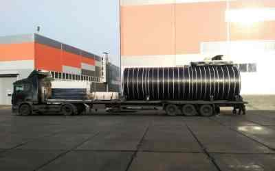 Перевозка негабаритных емкостей, бочек и газгольдеров - Астрахань, цены, предложения специалистов