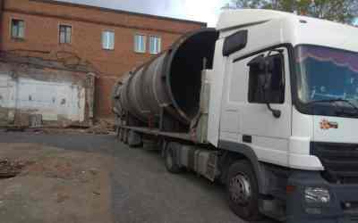 Перевозки негабаритных грузов, услуги тралов, сопровождение - Ахтубинск, цены, предложения специалистов
