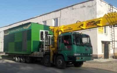 Перевозка гаражей, киосков и бытовок - Астрахань, цены, предложения специалистов