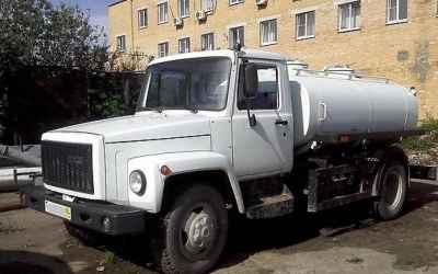 Водовоз ГАЗ заказать или взять в аренду, цены, предложения компаний