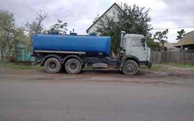 Водовоз. Доставка питьевой воды от 6 до 14 кубов с - Астрахань, цены, предложения специалистов