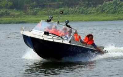 Катер или яхта РЮК-02 заказать или взять в аренду, цены, предложения компаний