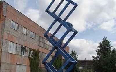 Подъемник Upright LX14 заказать или взять в аренду, цены, предложения компаний