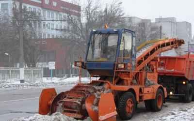Снегоуборочная машина рсм ко-206AH заказать или взять в аренду, цены, предложения компаний