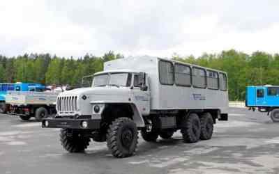 Вахтовые перевозки, доставка работников автобусами, услуги - Астрахань, цены, предложения специалистов