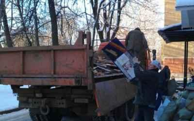 Вывоз крупного мусора, самосвалы, грузчики, ломовозы - Астрахань, цены, предложения специалистов