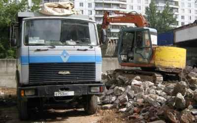 Вывоз строительного мусора, погрузчики, самосвалы, грузчики - Астрахань, цены, предложения специалистов