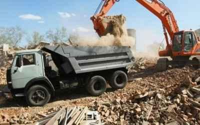 Демонтажные работы, разбор завалов, услуги спецтехники - Астрахань, цены, предложения специалистов