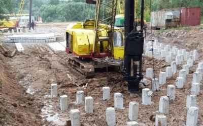 Забивка бетонных свай, услуги сваебоя - Астрахань, цены, предложения специалистов
