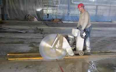 Нарезка швов в бетоне - Астрахань, цены, предложения специалистов