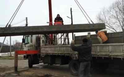 Возим плиты манипулятором - Астрахань, цены, предложения специалистов