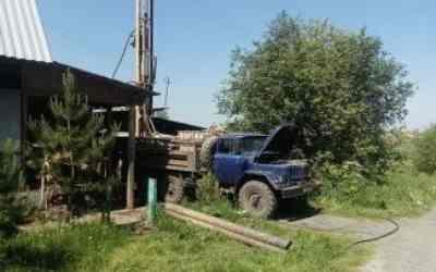 Бурение скважин на воду - Строитель 30 - Астрахань, цены, предложения специалистов