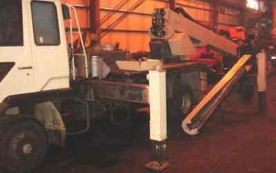 Ремонт стрел и гидравлики автовышек оказываем услуги, компании по ремонту