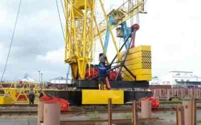 Техническое обслуживание башенных кранов оказываем услуги, компании по ремонту