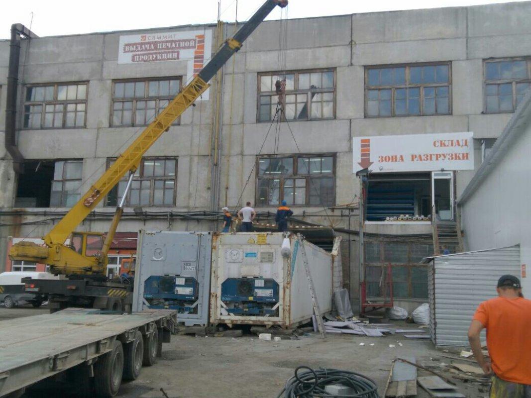 Разгрузка контейнеров и рефконтейнеров - Астрахань, цены, предложения специалистов