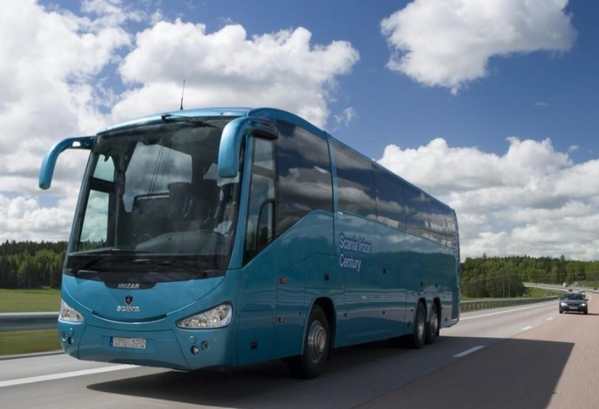 Автобус и микроавтобус SCANIA IRIZAR заказать или взять в аренду, цены, предложения компаний