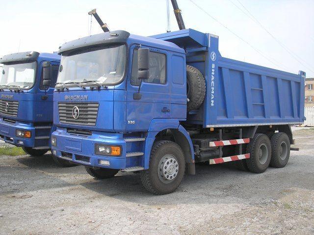 Сдам в аренду самосвал SHACMAN SX3255DR384 - Астрахань
