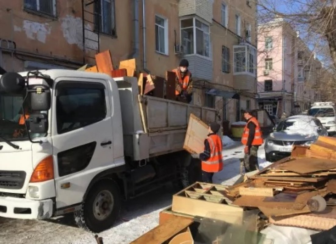 Прием заявок на вывоз строительного мусора. Диспетчерская - Астрахань, цены, предложения специалистов