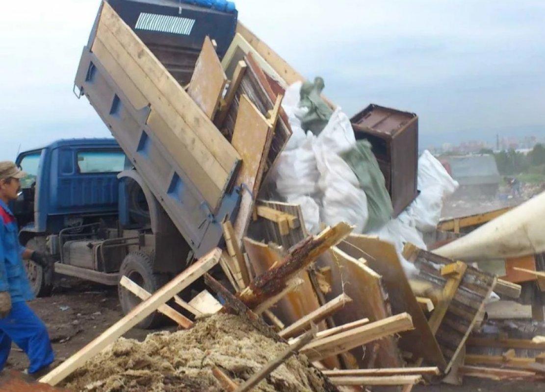 Прием заявок на вывоз крупного мусора. Диспетчерская - Астрахань, цены, предложения специалистов