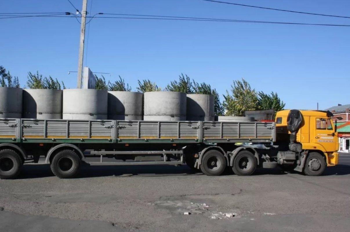 Прием заявок на перевозку бетонных колец и колодцев. Диспетчерская - Астрахань, цены, предложения специалистов