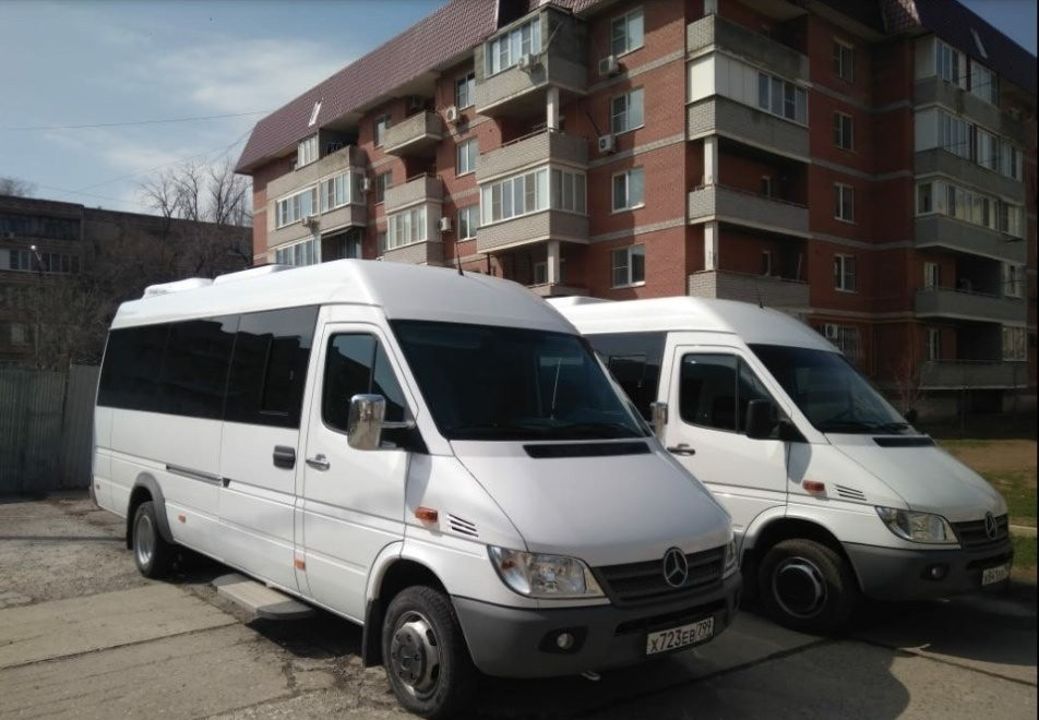 Пассажирские перевозки, микроавтобус - Астрахань, цены, предложения специалистов