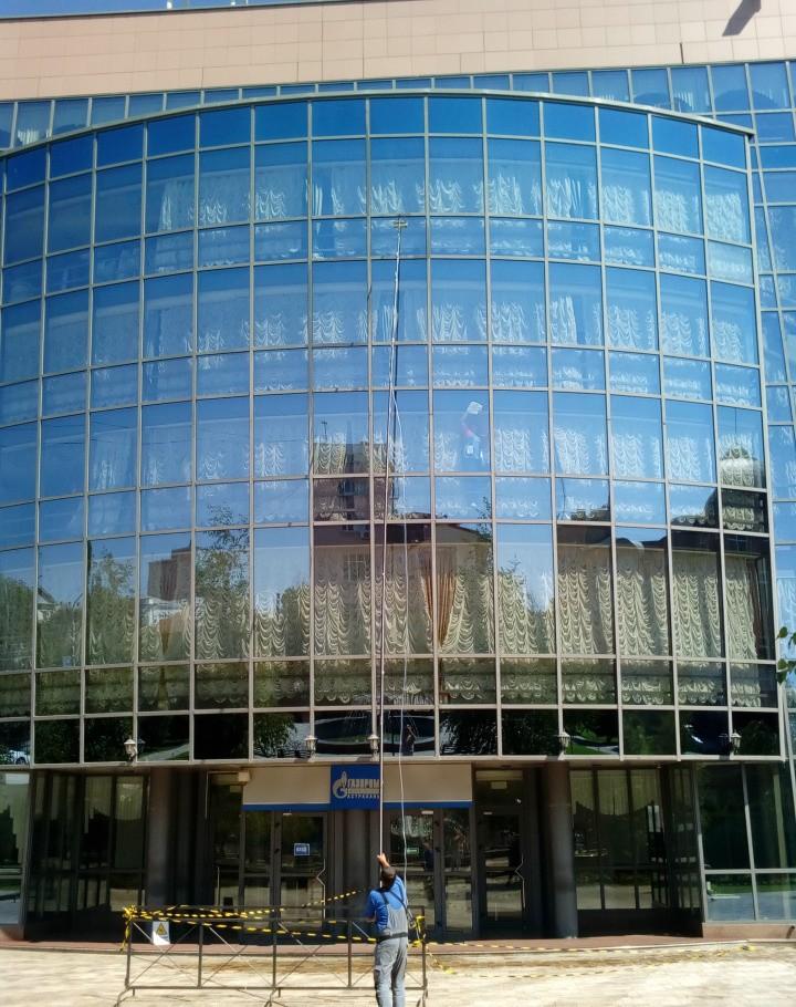Мойка фасада и окон деминерализованной водой - Астрахань, цены, предложения специалистов